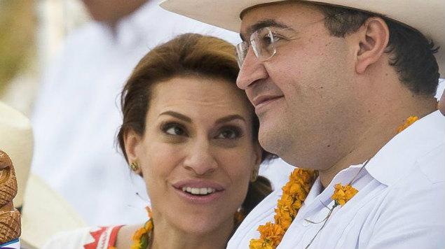Detienen a esposa de Javier Duarte, Karime Macías en Londres por desvío de 112 mdp del DIF Veracruz