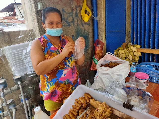 pungko-pungko stall in Mandaue City