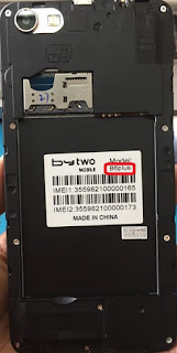 Bytwo B6 Plus Flash File MT6580  Hang Logo Lcd Fix Farazitelecom