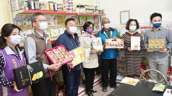 台灣蜜餞王國在彰化員林 參訪「果乾王」泰泉食品