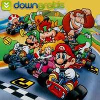 Imagem Super Mario Kart – Versão 3D para PC