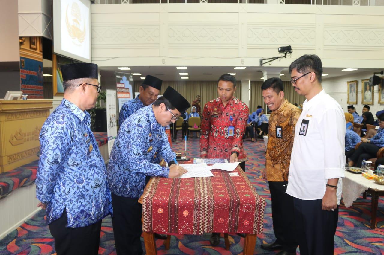 Ridho Setujui Pembangunan Rumah Bersubsidi di Kota Baru untuk 4.291 PNS Golongan Ini