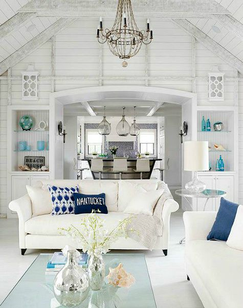 Nantucket Home Designed by Donna Elle