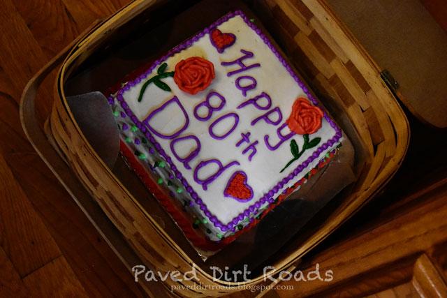 Bonnie Butter Cake