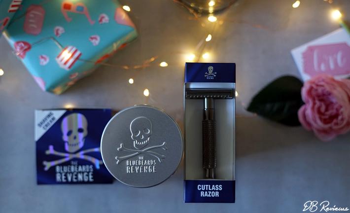 Win The Bluebeards Revenge's Shaving Cream and Cutlass Razor Kit