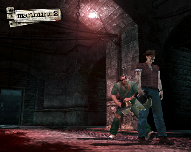 Manhunt 2 PC Full Version Screenshot 1