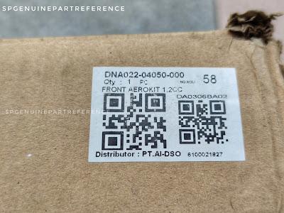 NA022-04050-000 label