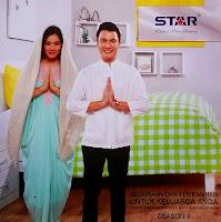 Buku katalog sprei dan bedcover merk Star 2015 season 2