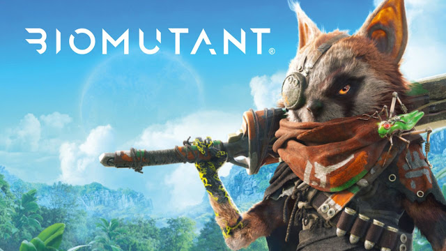 Biomutant Coming to PS4, Xbox One, and PC on May 25, 2021