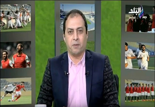 برنامج صدى الرياضة 26-1-2018 عمرو عبد الحق - التعليق