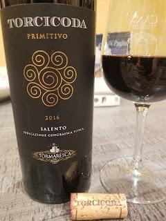 Grape Spotlight: Salento Torcicoda Primitivo