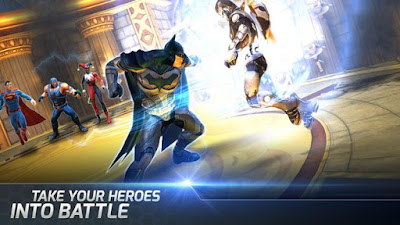 DC Legends v1.8.2 Pro APK Last Version