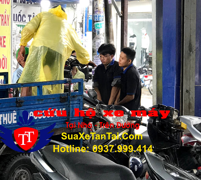 Cứu Hộ Xe Máy Tại Thành Phố Hồ Chí Minh