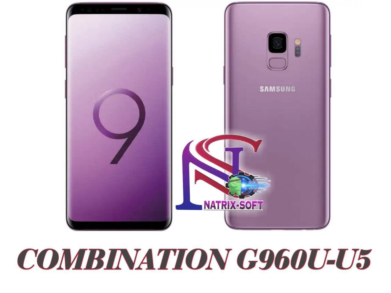 كومبنيشن G960U- U5 COMBINATION- S9