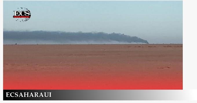 Marruecos cometió una masacre contra civiles saharauis en un bombardeo selectivo en el norte del Sáhara Occidental.