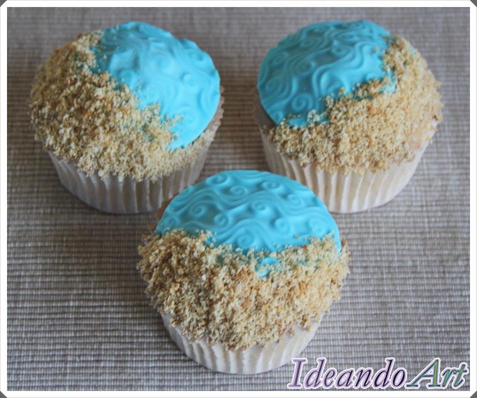 Cupcakes playa