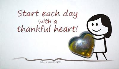 marble heart gratitude