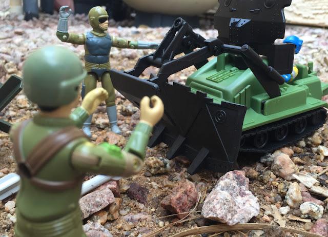 1983 Zap, Bazooka Soldier, Trip Wire, Funskool Bomb Disposal, Plastirama TNT, Blowtorch, Argentina