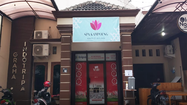 Lowongan Kerja Spa Terapis Muslimah Spa Kampoeng Beauty Of Muslimah Cilegon
