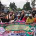आमलोगों के साथ पुलिस की बदसलूकी के खिलाफ जाप कार्यकर्ताओं ने निकाला आक्रोश मार्च