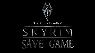 skyrim pc save game