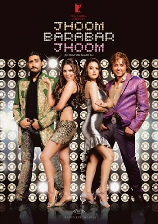 Watch Online Jhoom Barabar Jhoom 2007 Full Movie Download HD Small Size 720P 700MB HEVC HDRip Via Resumable One Click Single Direct Links High Speed At WorldFree4u.Com