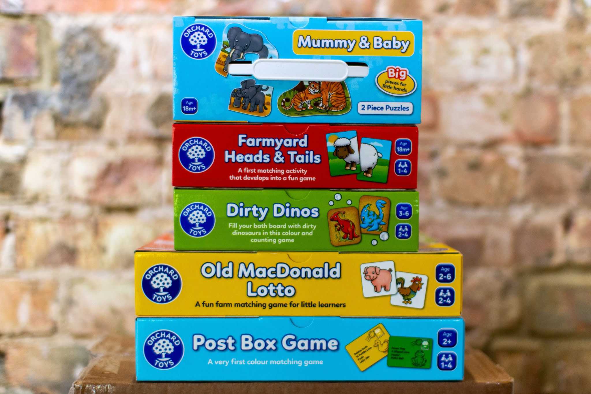 Review Good Orchard Toys For Toddlers And Preschoolers Counting To Ten It's brilliant for getting the family. review good orchard toys for toddlers