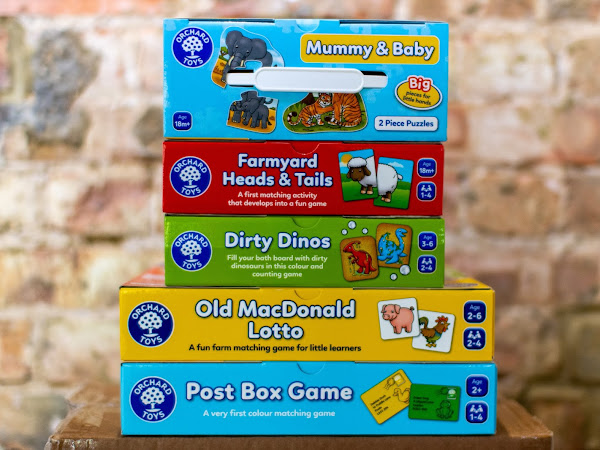 Review: Good Orchard Toys for Toddlers and Preschoolers