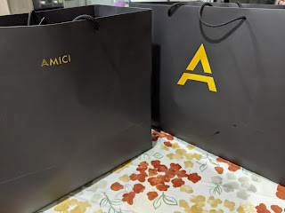 Amici  paperbag
