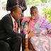 Meya wa jiji amtembelea Mjane wa Bob Makani nyumbani leo