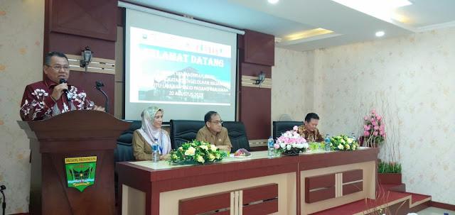 Ketua DPRD Happy Neldy Ajak Seluruh Lapisan Masyarakat, ASN dan Anggota DPRD Gunakan Layanan RSUD Padang Pariaman