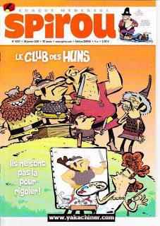 les Huns, sur yakachiner.com