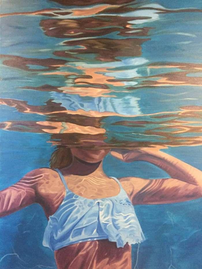 Американский художник. Annie Donlin