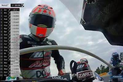 Hasil Lengkap Kualifikasi Moto2 Catalunya, Spanyol 2016