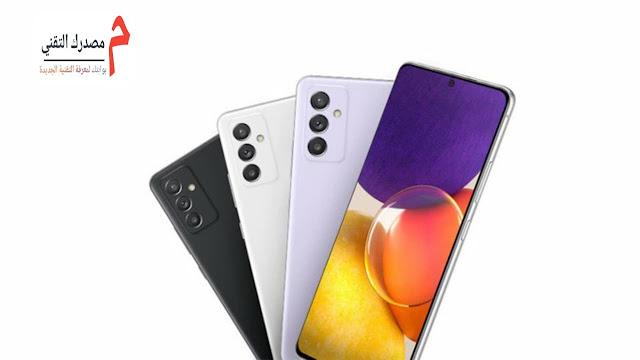مواصفات و سعر هاتف سامسونج اي 82- Galaxy A82 رسمياً !
