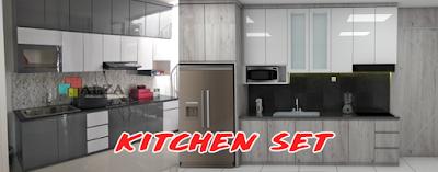 Kitchen Set di Surabaya