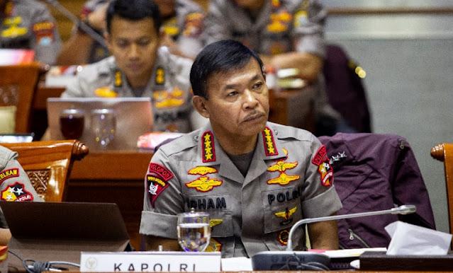 DPR Bakal Panggil Kapolri Soal Tewasnya 6 Anggota Laskar FPI Usai Reses