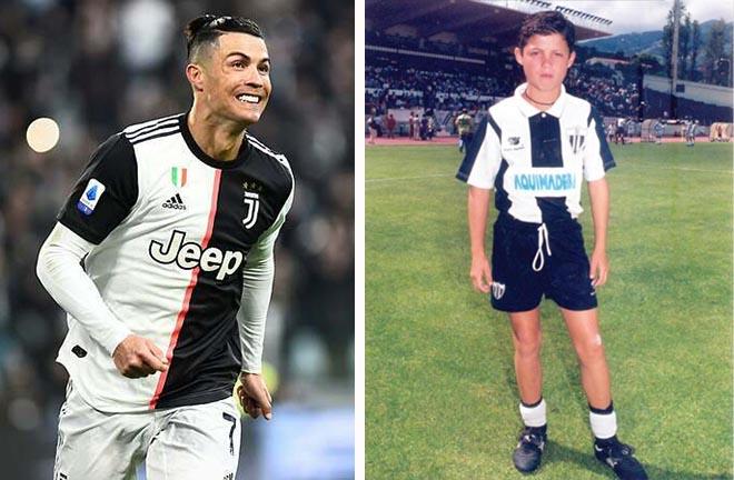 Ronaldo từng bị xem thường, giá trị chỉ bằng quả bóng và áo đấu