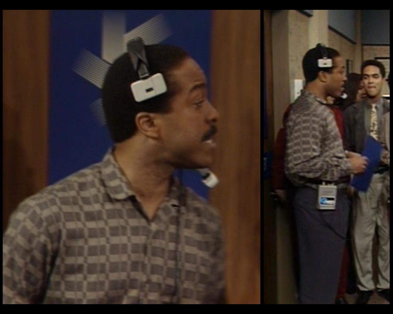 Adam Sandler Cosby Show huxtable hotness: season 4, episode 10: dance mania