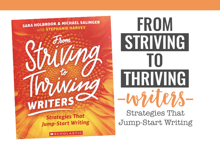 Frameworks to support your writers and your teaching with quality lessons that make supporting writers no nonsense and easy to understand.