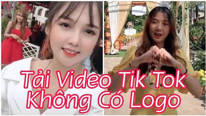 cách Tải Video Trên Tiktok  Trung Quốc Không Có Logo cho androi và ios  mới nhất 2020