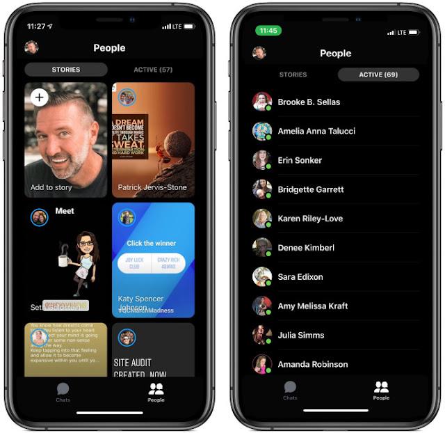 Facebook Messenger يحصل على تصميم جديد من فيسبوك