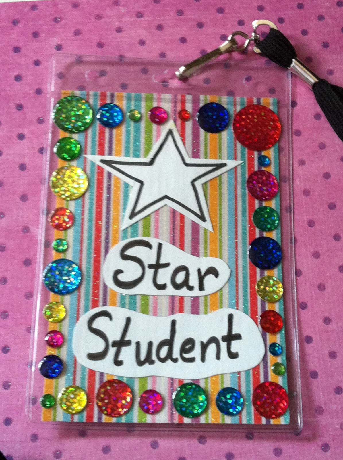 Ms Moon S Kindergarten Star Student Badge
