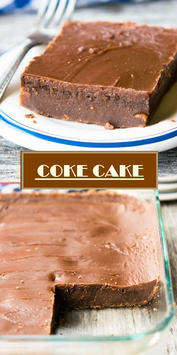 COKE CAKE #Cakerecipes