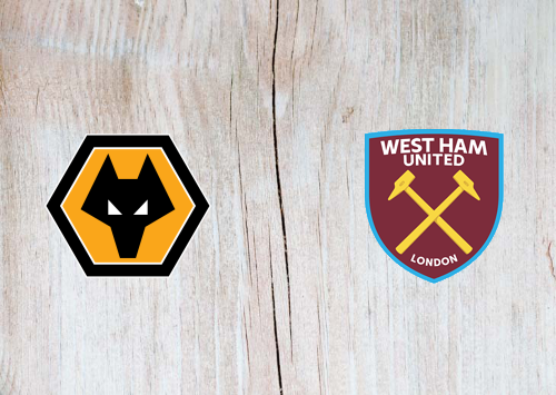Wolverhampton Wanderers vs West Ham United -Highlights 05 April 2021