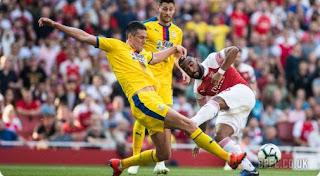 Arsenal vs Crystal Palace 2-3 Highlights
