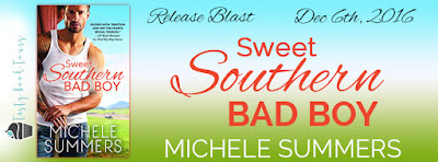 Release Blast & Giveaway: Sweet Southern Bad Boy by Michele Summers