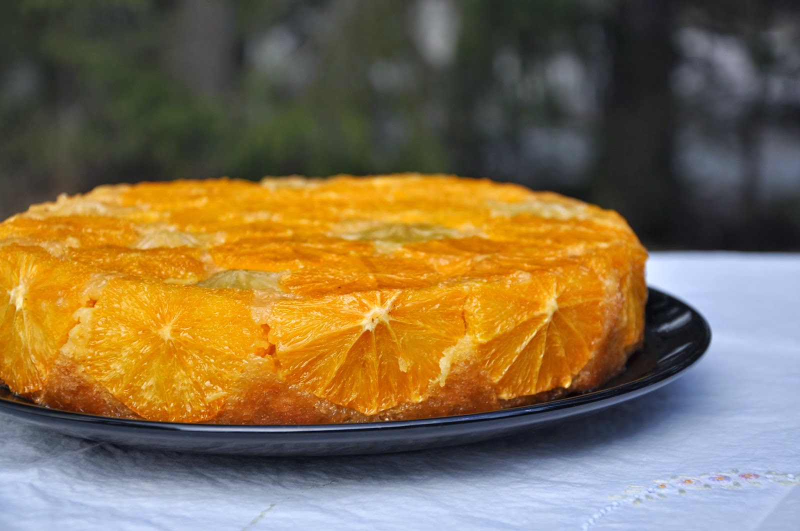 Appelsiinikeikauskakku