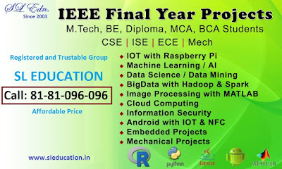 IEEE Final Year Projects :: Call: 81-81-096-096
