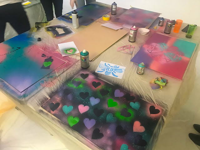 Graffiti Boards